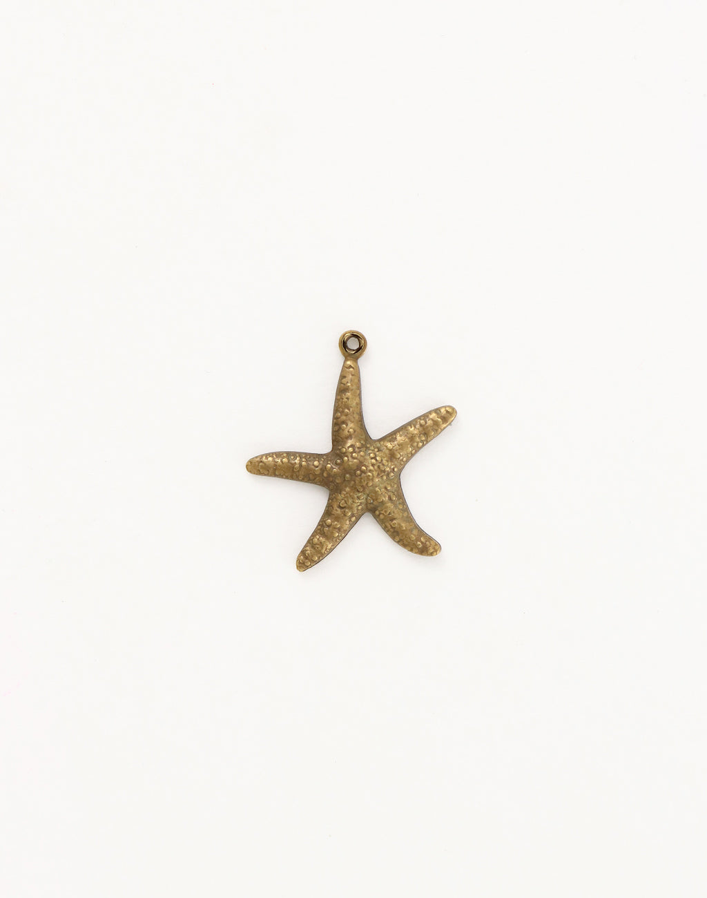 Star Fish Puff, 23x20mm, (1pcs)