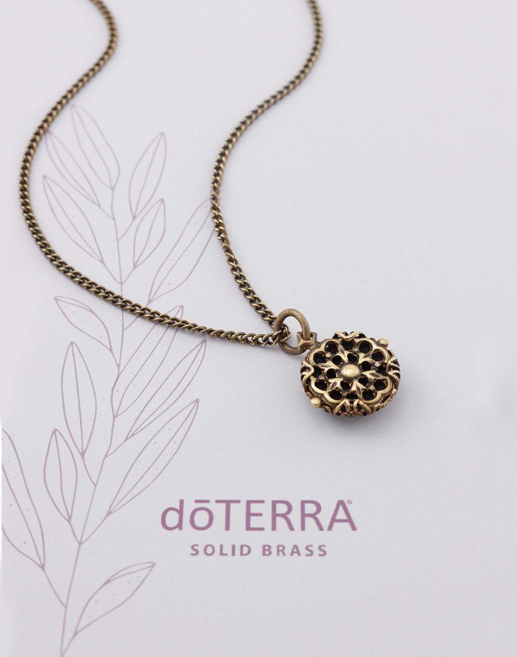 doTERRA GUIDE Diffuser Necklace