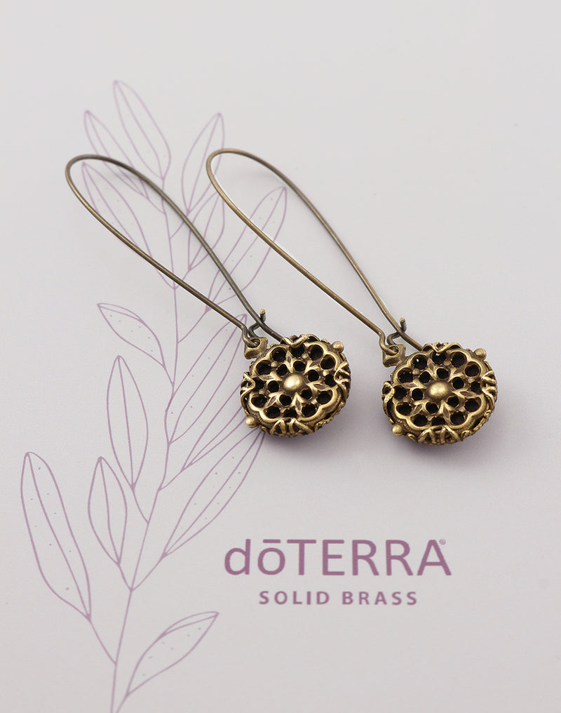 doTERRA GUIDE Diffuser Earrings