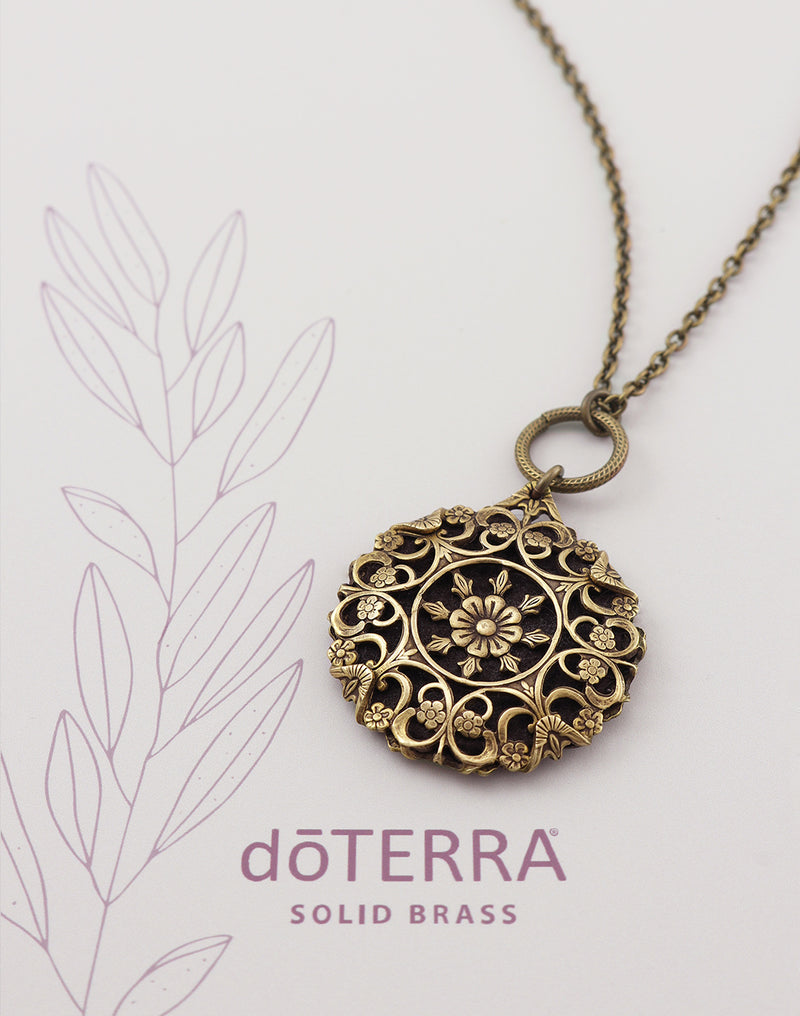 doTERRA ASCEND Diffuser Necklace