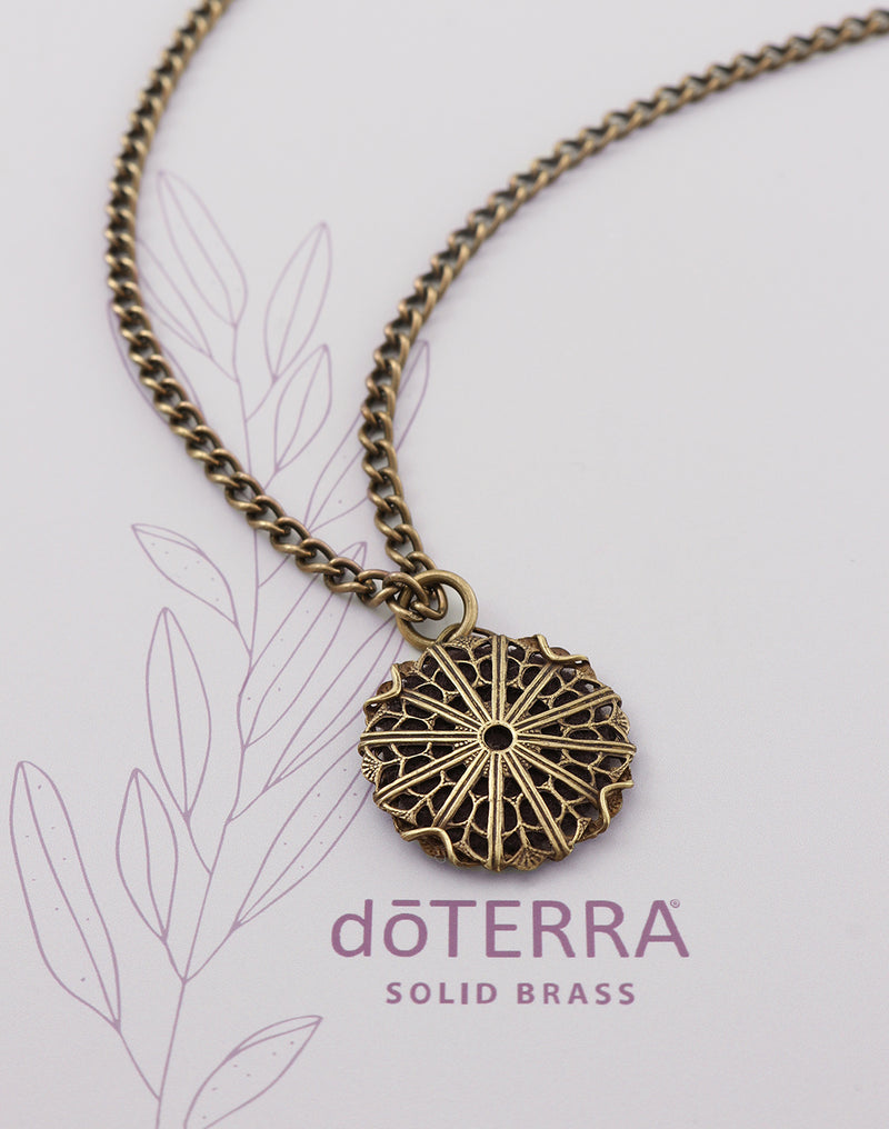doTERRA PATHWAY Diffuser Necklace