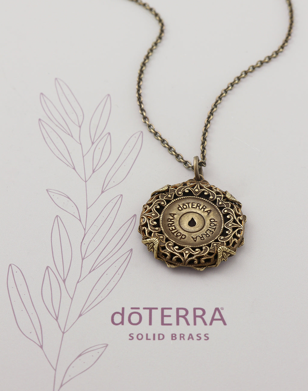 doTERRA POSSIBILITIES Diffuser Necklace