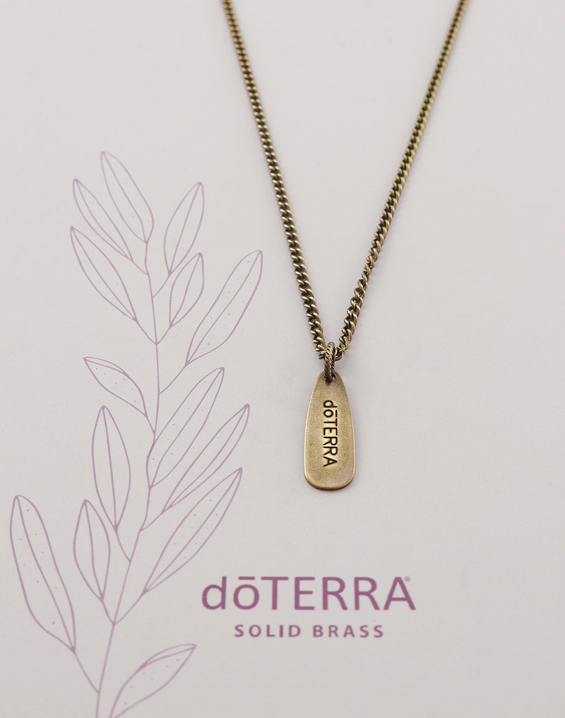 doTERRA FOUNDATION Logo Necklace