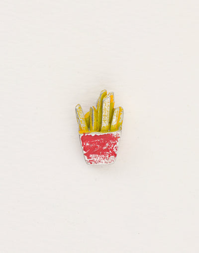 French Fries, 21x13mm, (1pc)