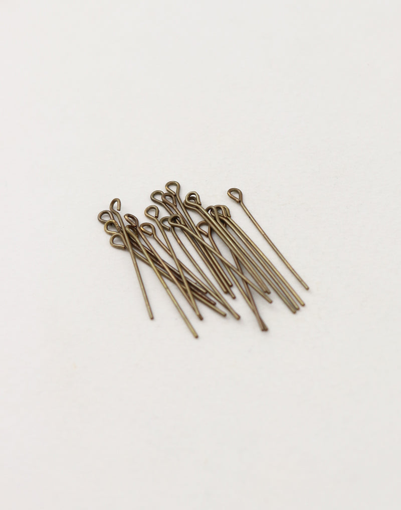 Eye Pin, 1in, (20pcs)