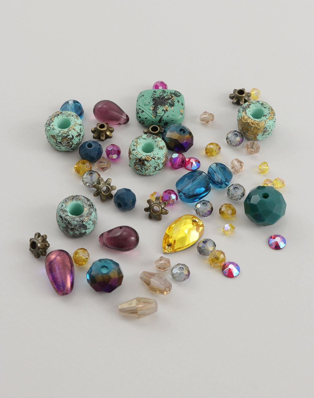 Eastern Bazaar Bead Mix
