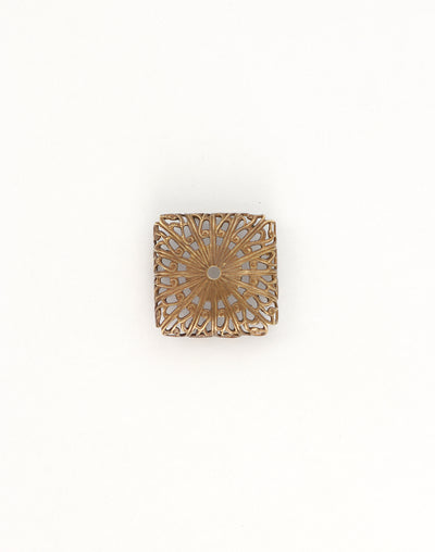 Filigree Setting, 25x25mm, (1pc)