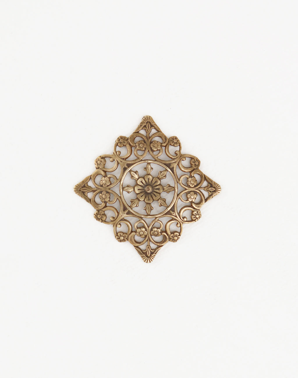 Rosette Filigree, 36mm, (1pc)
