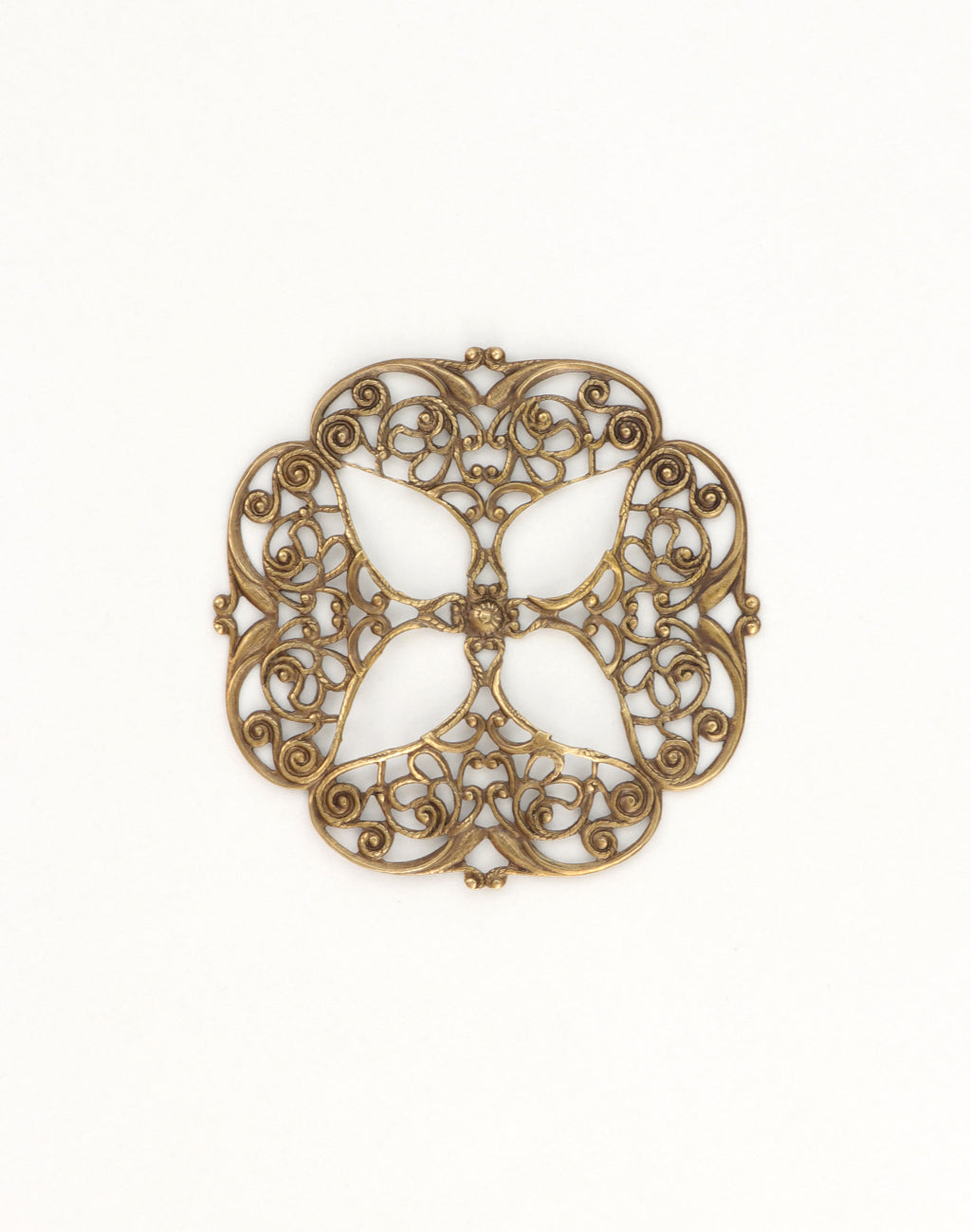 Flower Filigree, 48mm, (1pc)