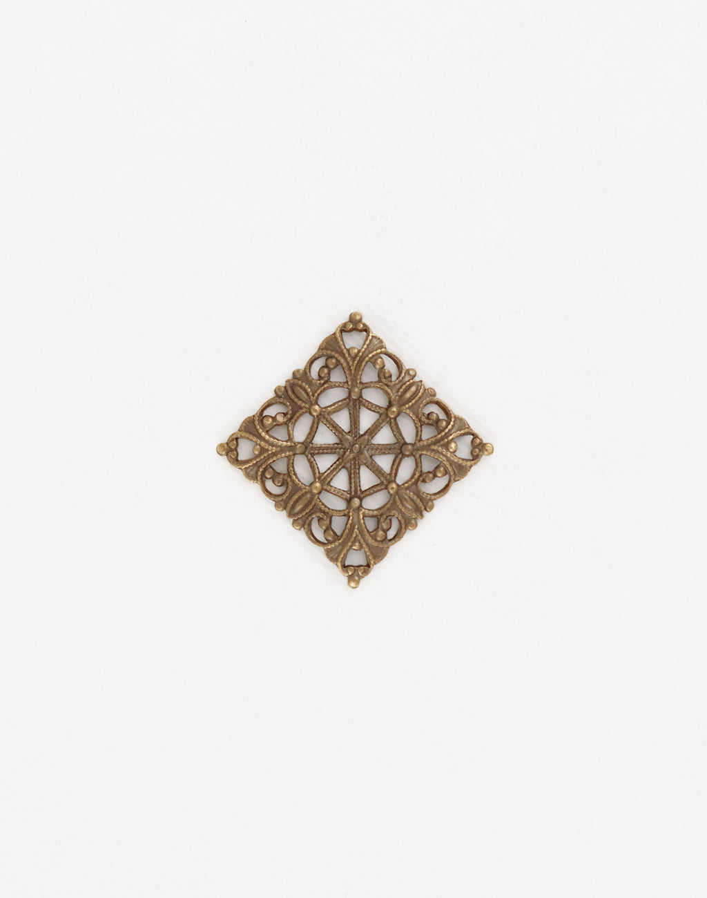 Moroccan Tile, 20x20mm, (1pc)
