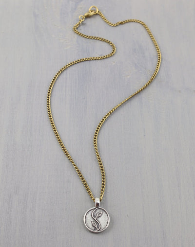 Find Piece Necklace, (1pc)