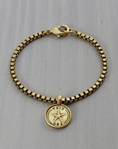 """This One"" Bracelet, (1pc)"