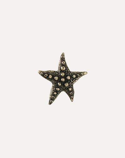 Starfish Wish, 28.5x27.5mm, (1pc)