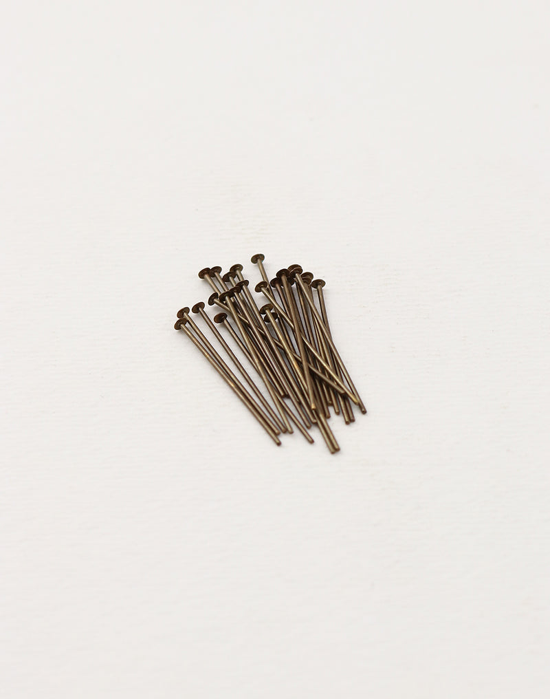 Head Pin, 1in, (24pcs)