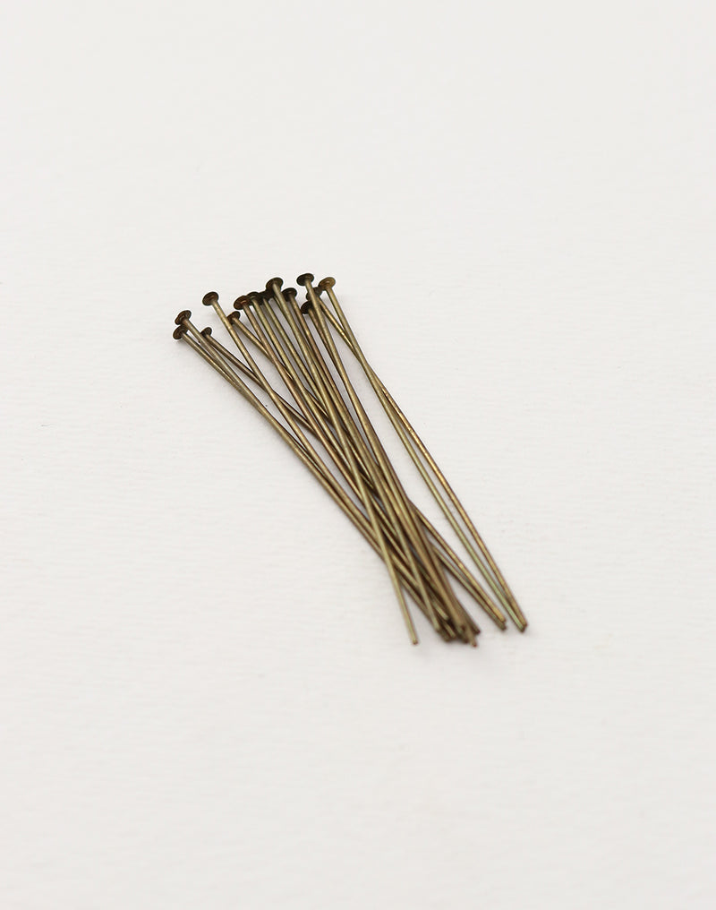 Head Pin, 2in, (15pcs)