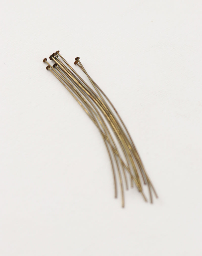 Head Pin, 3in, (10pcs)