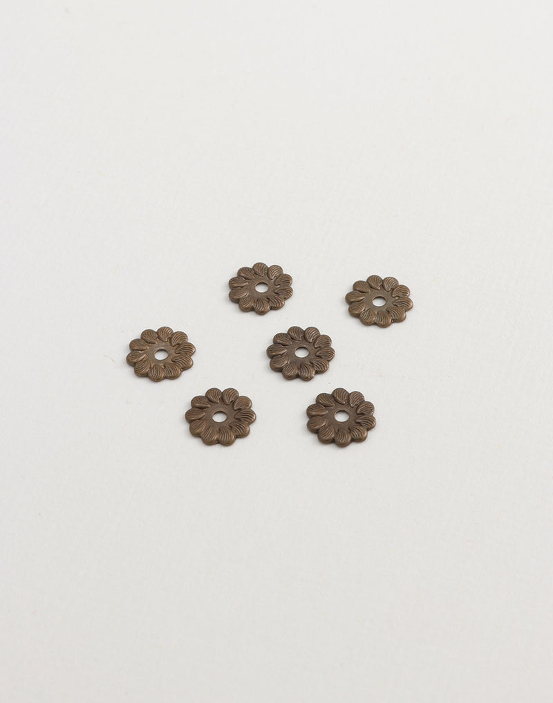 Pinwheel Washer, 7.5mm, 6pcs