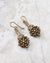 Guide Diffuser Earrings, (1 pair)