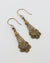 Garden Urn Earrings, (1 pair)