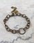 Roped Oval Bracelet, (1pc)
