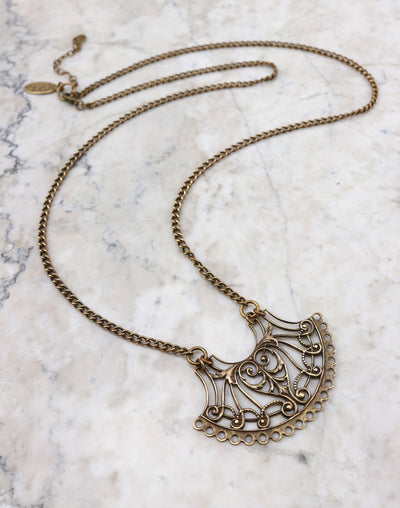 Gypsy Necklace, (1pc)