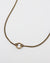 Roped Cable Necklace, (1pc)