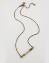 Delicate Arrow Necklace, (1pc)