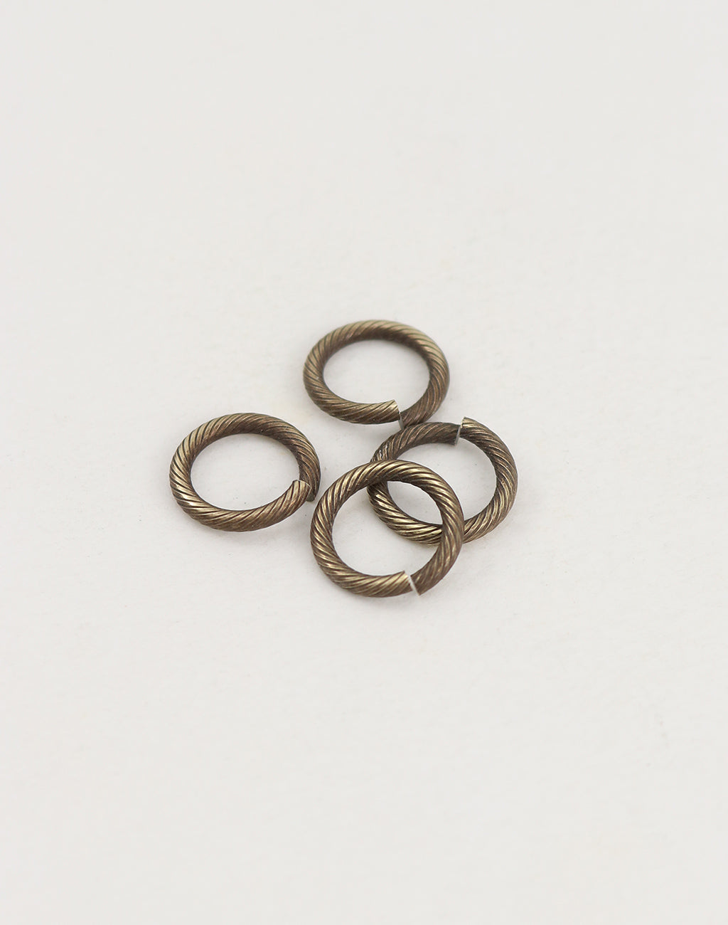 Cable Jump Ring, 12.75mm, 13ga, (4pcs)