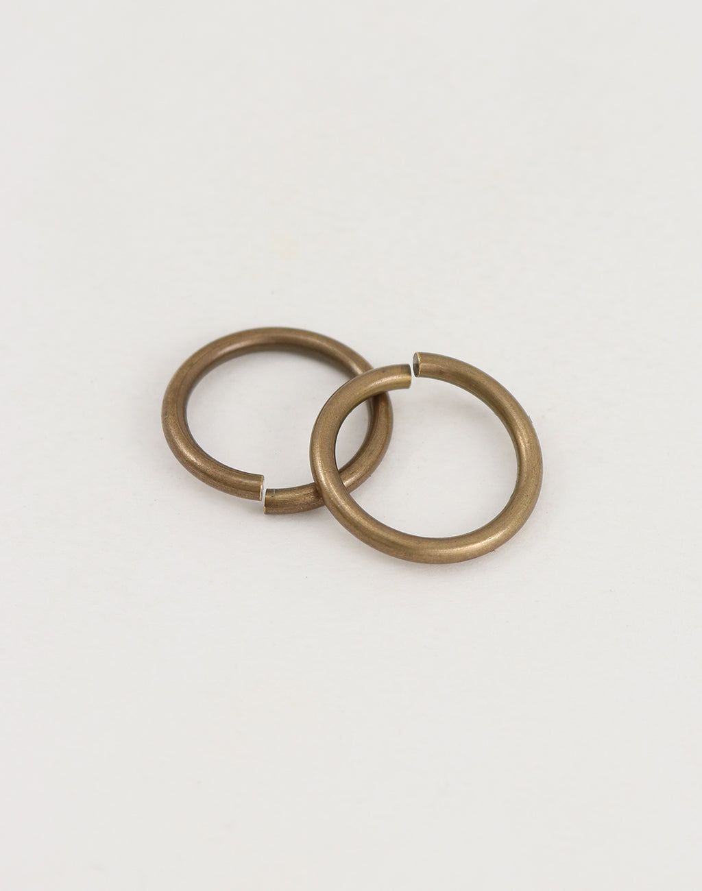 Smooth Jump Ring, 20mm, 11ga, (2pcs)