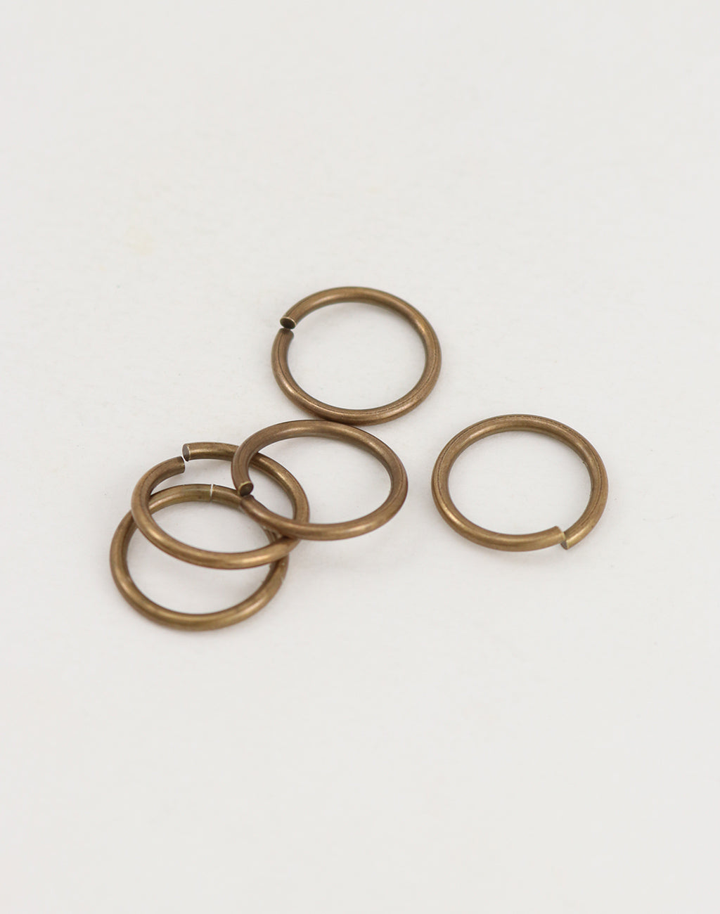 Smooth Jump Ring, 15mm, 15ga, (5pcs)