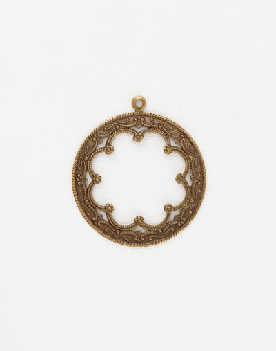 Framed Scrollwork, 35mm, (1pc)