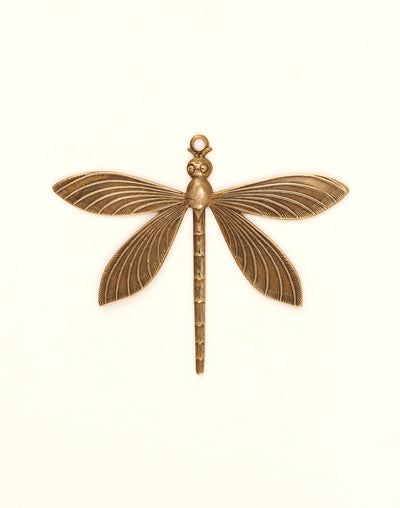 Dragonfly, 51x63mm, (1pc)