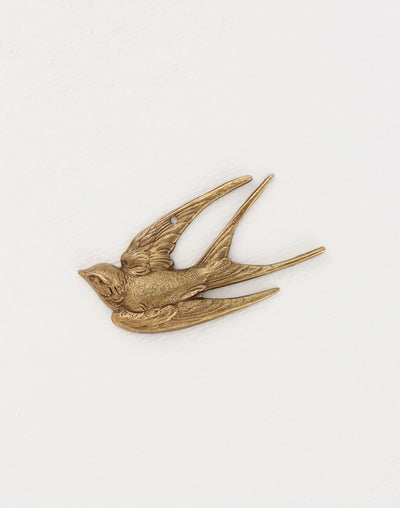 Diving Sparrow, 41x18mm, (1pc)