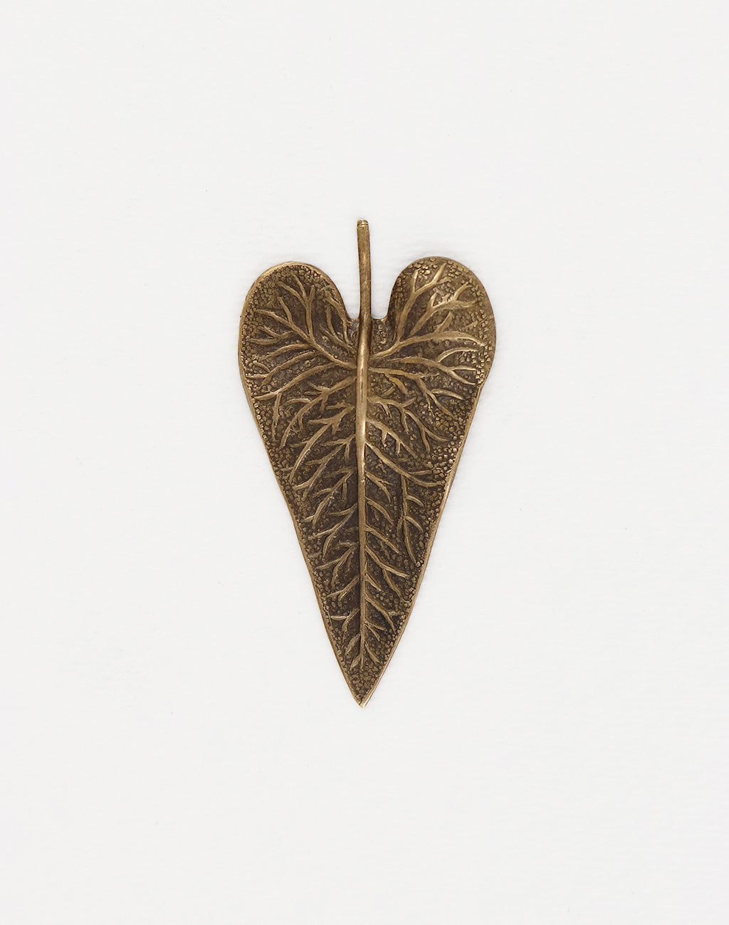 Wildwood Leaf, 50x25mm, (1pc)