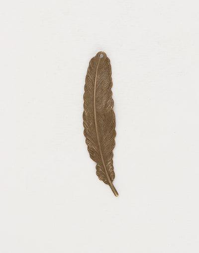 Feather, 53x12mm, (1pc)