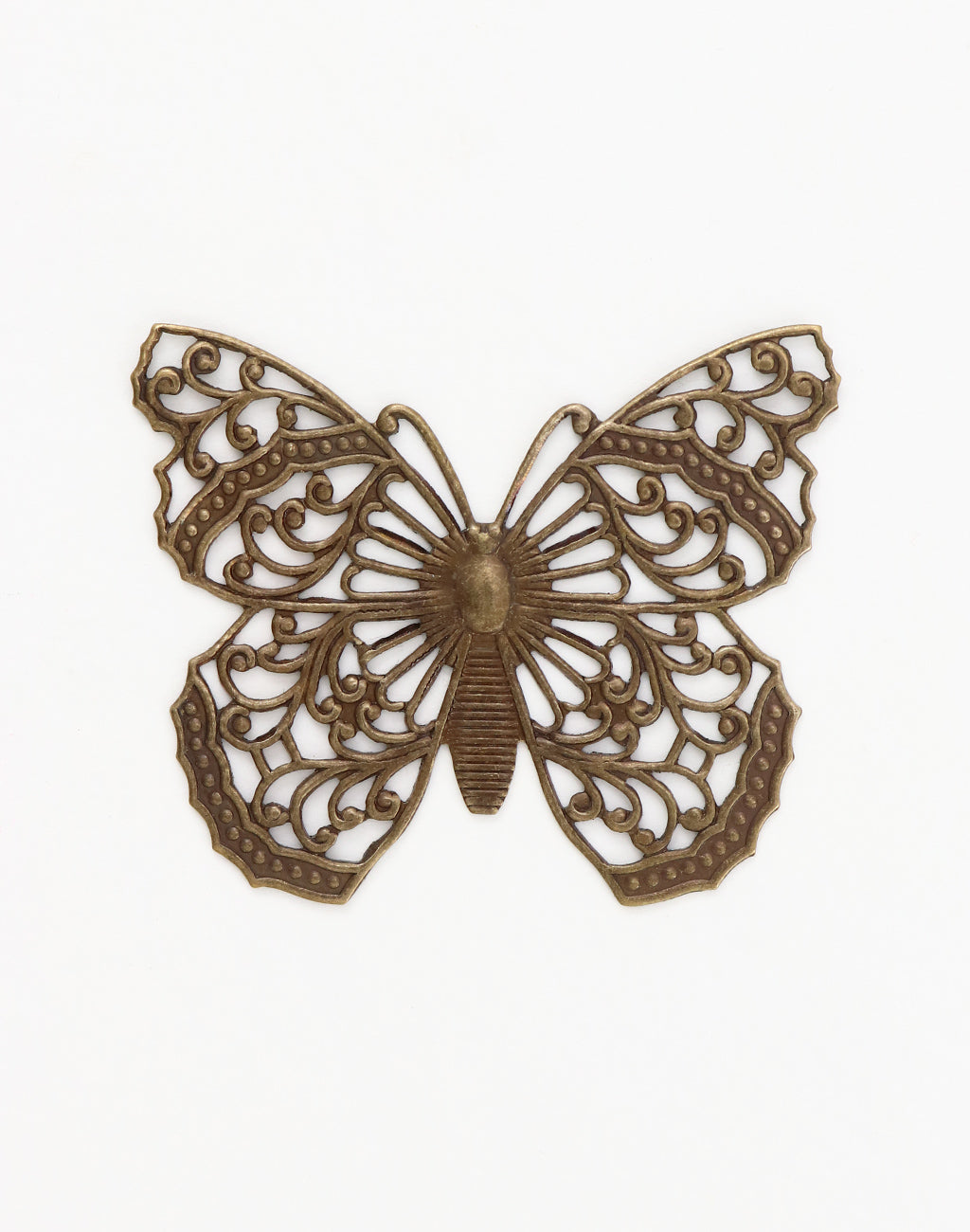 Filigree Butterfly, 46mm, (1pc)