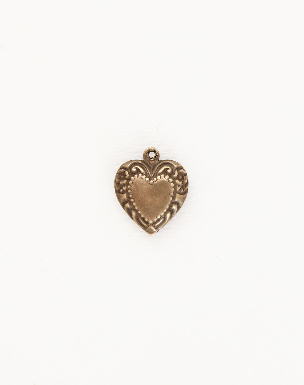 Cherished Heart, 18x16mm, (1pc)