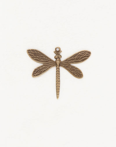 Queen Dragonfly, 35x30mm, (1pc)
