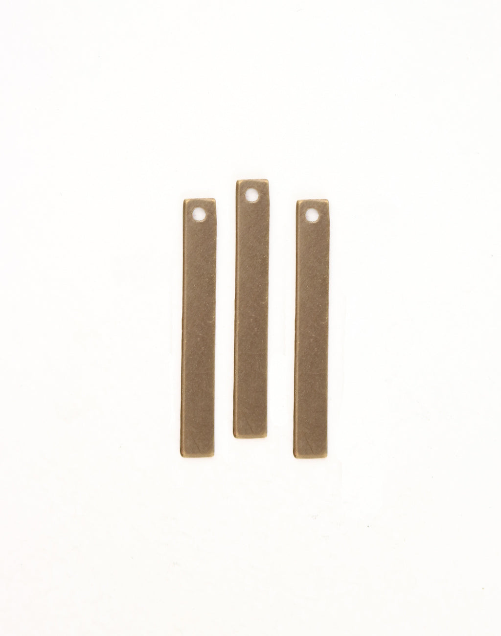 Rectangle, 32x4mm, 24ga, (3pcs)