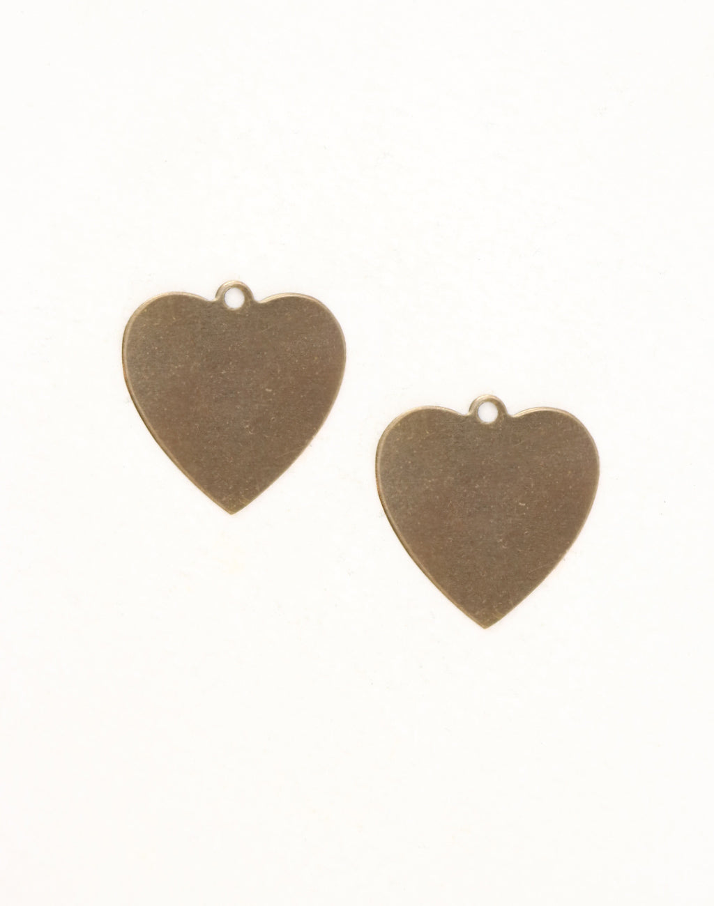 Heart, 20mm, (2pcs)