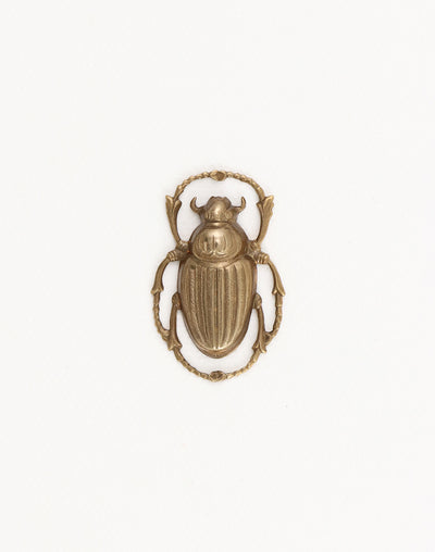 Scarab, 32x20mm, (1pc)