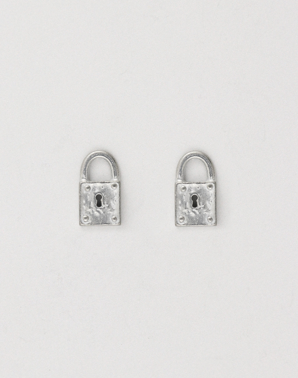 Journal Lock, 17x9mm, (2pcs)