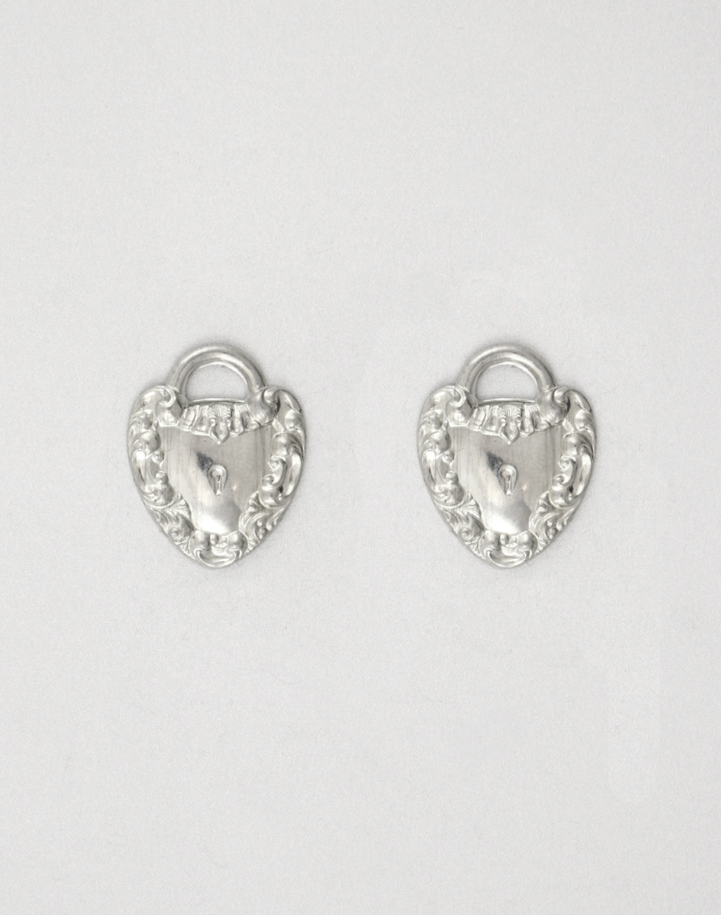 Kept Heart, 20x16mm, (2pcs)