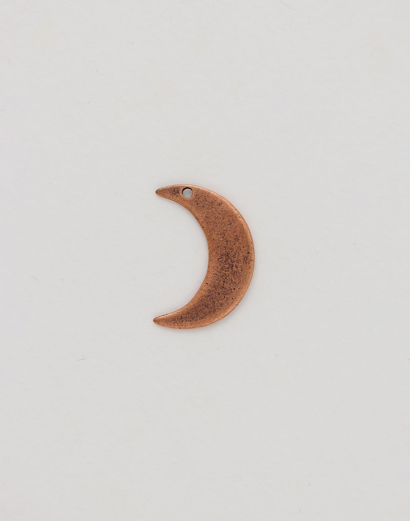 Crescent Moon, 23x19mm, (1pc)