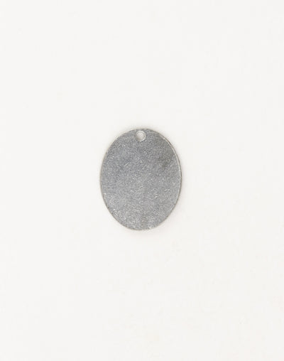 Oval Dandelion, 25x20mm, (1pc)
