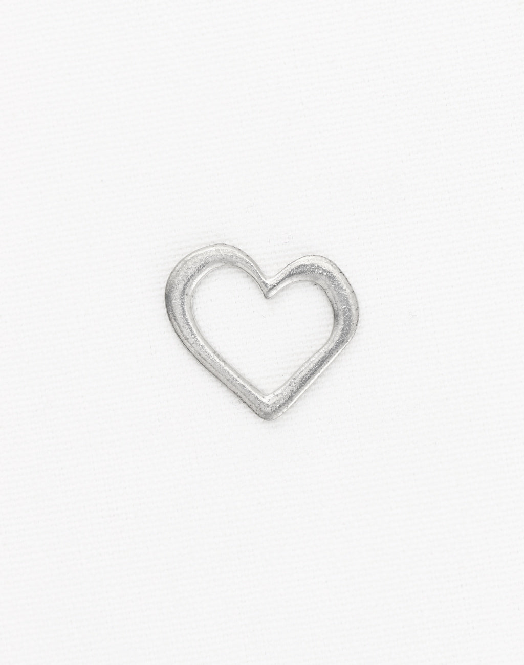 Heart Ring, 22x23mm, (1pc)