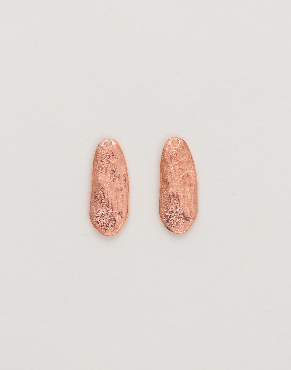 Organic Oval, 22x10mm, (2pc)