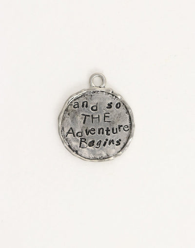 Adventure Token, 30x26mm, (1pcs)