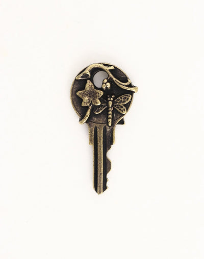 Dragonfly Key, 41x22mm, (1pcs)