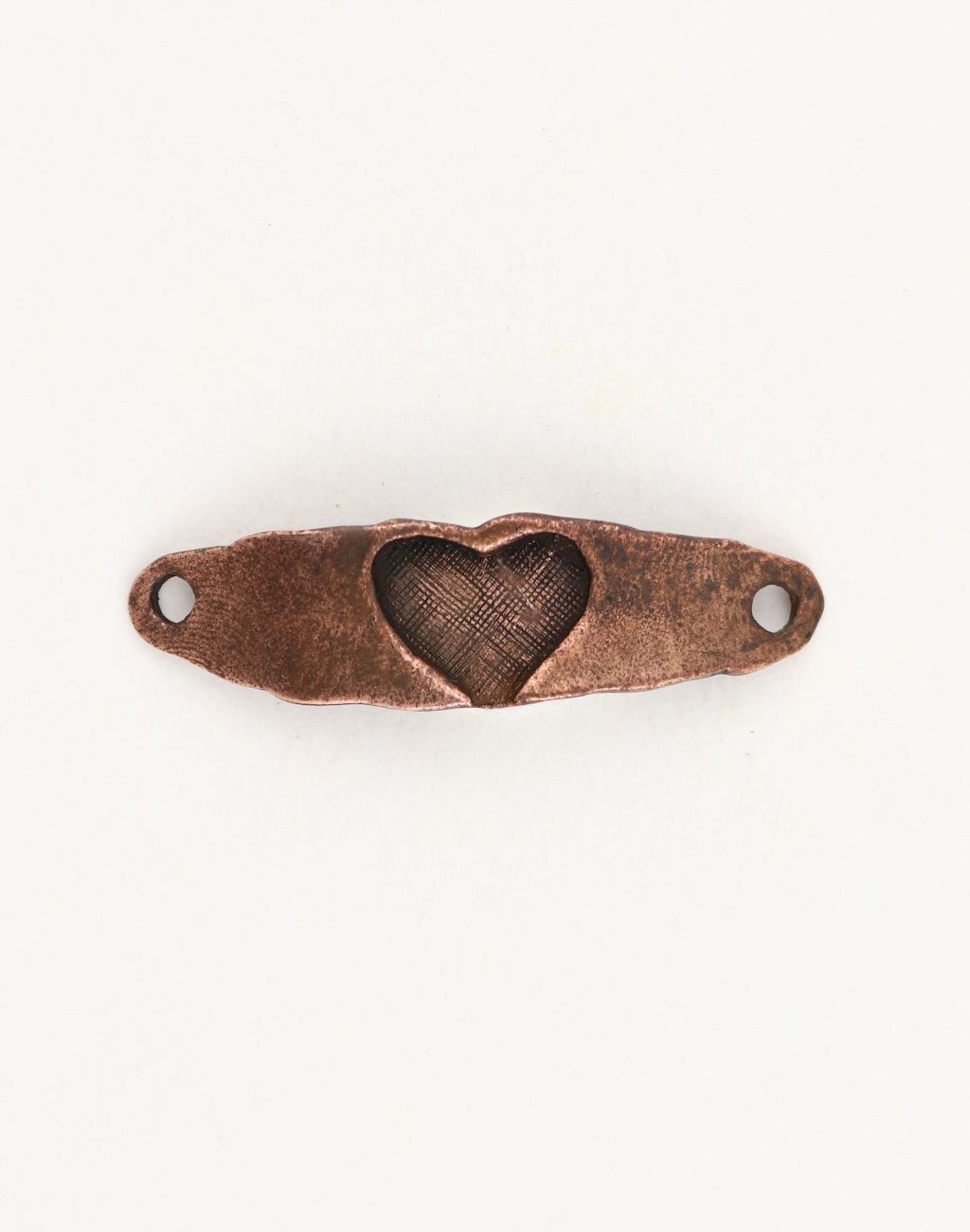 Impressed Heart, (1pc)